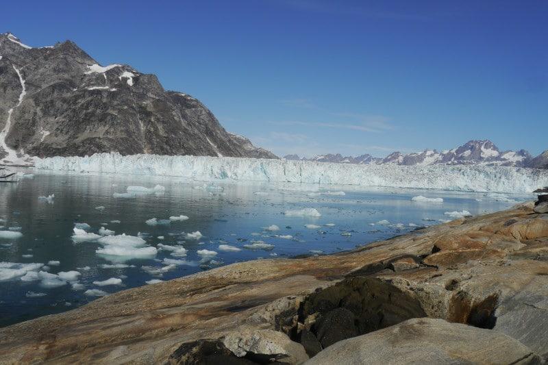 Knut Glacier