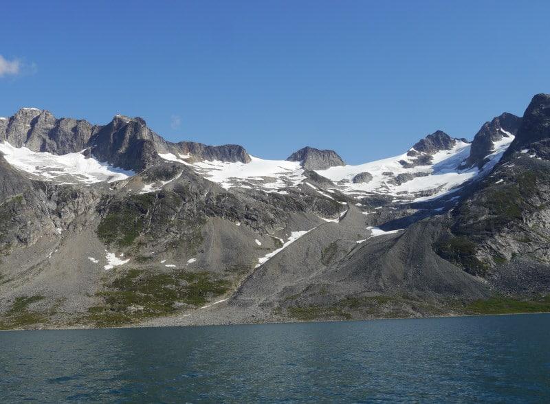 Tour en bateau Groenland