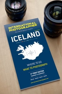 Carte International Photographer Iceland
