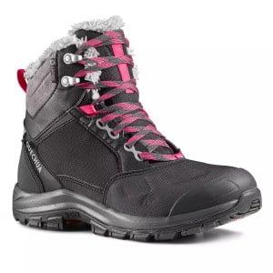 Chaussure de randonnée neige pour femme