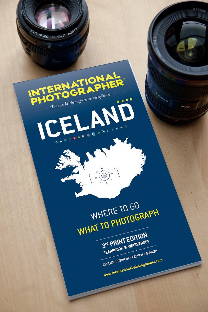 Carte International Photographer Iceland