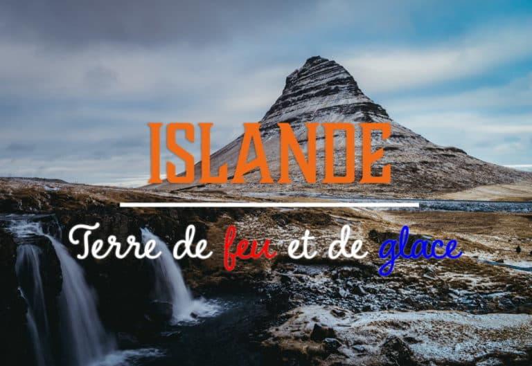 Vidéo d'un road trip hivernal de 15 jours en Islande