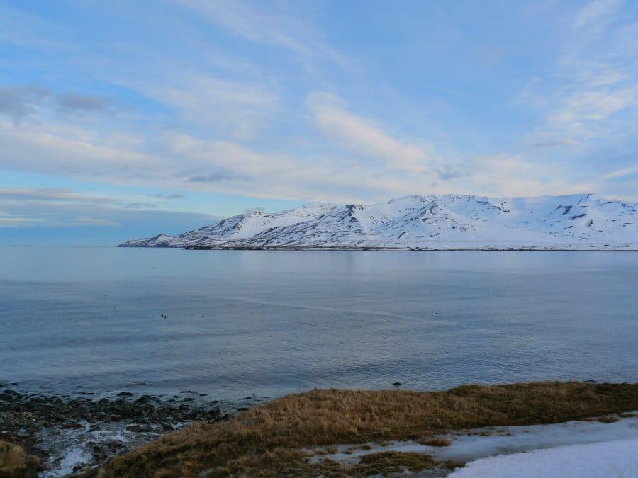 Côte ouest de la péninsule de Trollaskagi