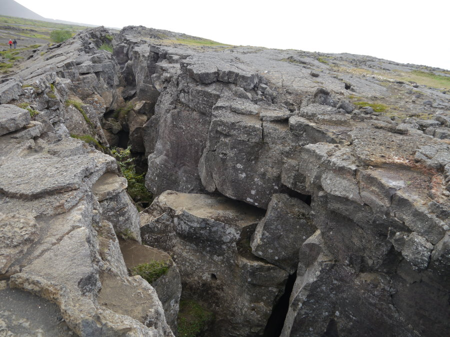 Faille de la grotte Grjótagjá