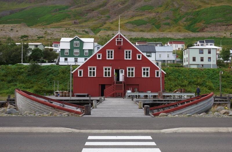 Musée du Hareng à Siglufjördur