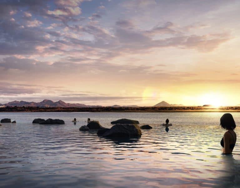 Sky Lagoon, la nouvelle perle islandaise à découvrir au printemps 2021