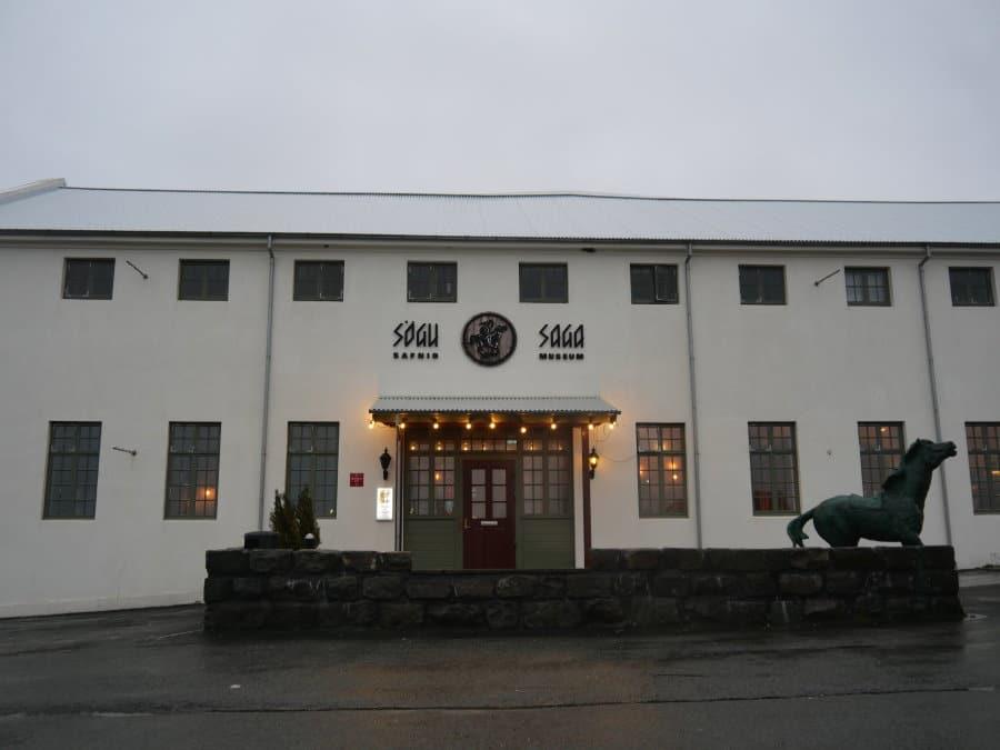 Musée des sagas à Reykjavik