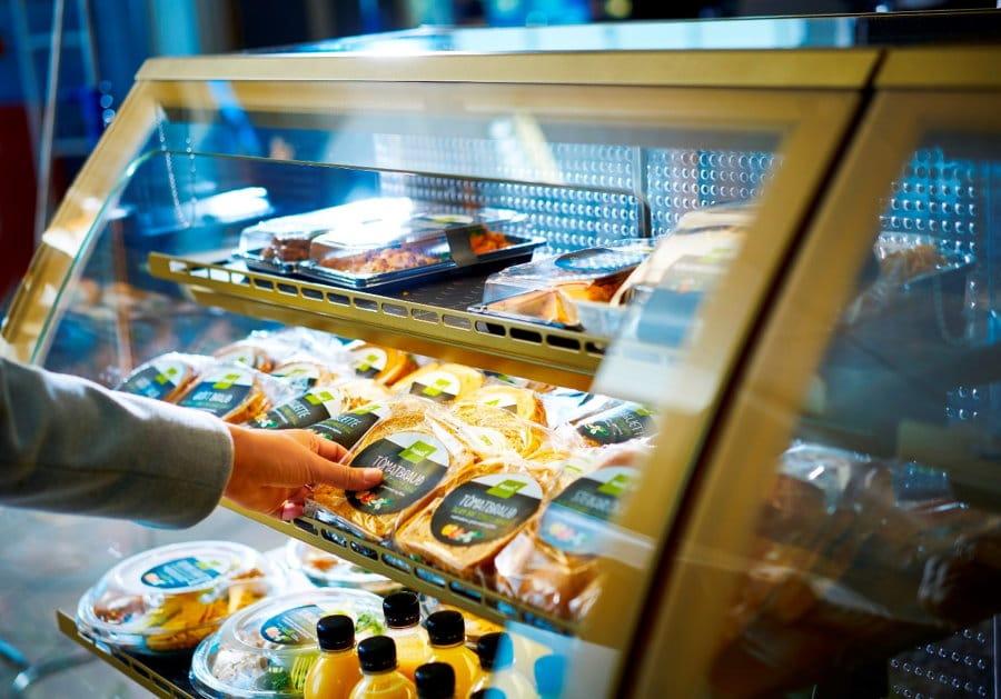 Nourriture chez Nesti N1