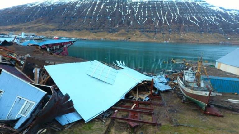 Retour sur la catastrophe de Seydisfjordur
