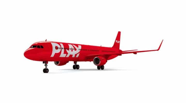 La low cost Play propose des vols Paris Reykjavik dès cet été