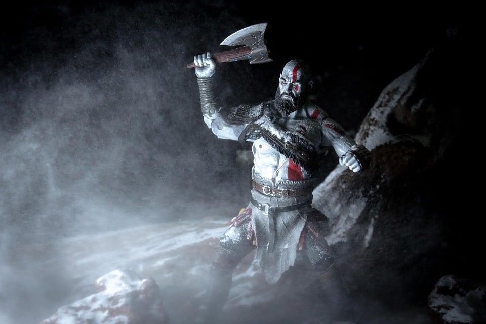 Après la mythologie grecque, Kratos est en train de bouleverser la mythologie nordique